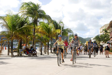 Excursão Histórica de Bicicleta de Philipsburg em São Martim