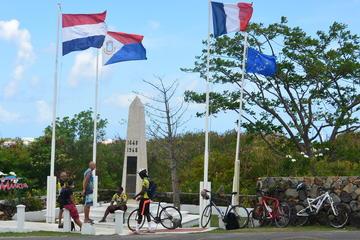Sint Maarten-sightseeingtour per fiets