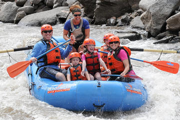 Bighorn Sheep Canyon Whitewater...
