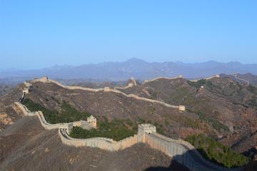 Wandeltocht van een hele dag met een kleine groep langs de Chinese ...