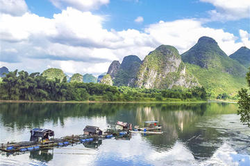 Guilin Li River Cruise Day Tour