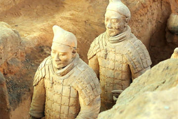 Private Tour: Terracotta Warriors and City Wall