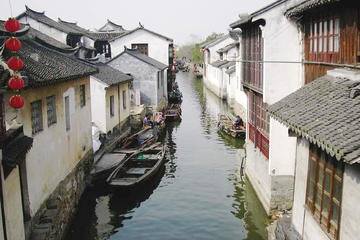 Private Tour: Xitang Water Town from...