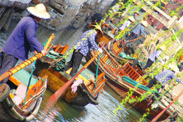 Private Tour: Xitang Water Town from Shanghai