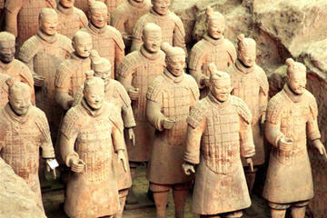 Xi'an 4 Days Tour: Terracotta Warriors