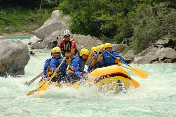 Sava River Rafting and Lake Bled Day...