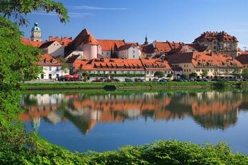 Viagem Diurna a Maribor, Ptuj e Jeruzalém saindo de Ljubljana