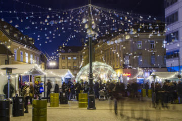 Zagreb Christmas Market Full Day Trip...