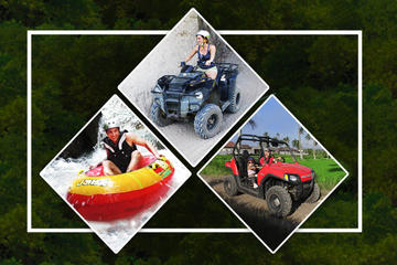 Bali Quad and Buggy Discovery Tour Including Round-Trip Transfer