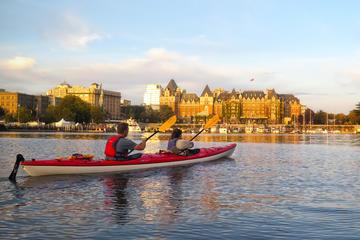 Victoria Harbour Sunset Kayak Tour