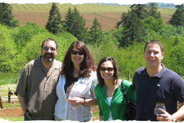 A Great Oregon Wine Tour of the...