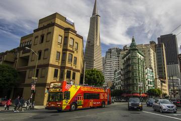 1-Day San Francisco Hop-On Hop-Off Bus, Exploratorium, 7D Experience