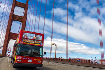 Hop-On Hop-Off San Francisco Museum and Sightseeing Tour