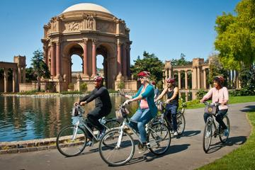 San Francisco Freestyle Package with 3 Attractions