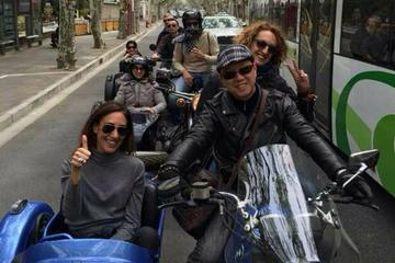 3-Hour Vintage Sidecar Tour in Shanghai City