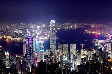 4-Hour Discover Hong Kong At Night with Buffet Dinner in Jumbo...