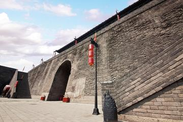 Afternoon Bus Tour of City Wall and Big Wild Goose Pagoda and Muslim Quarter