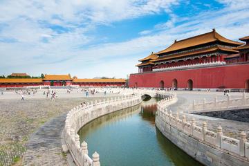 City tour à Cidade Proibida em Pequim...