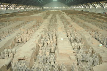 Daily VIP Small-Group Xian Terracotta Warriors and City Discovery Tour