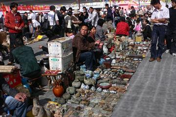 Full-Day: Beijing Antique Shopping Tour with Lunch