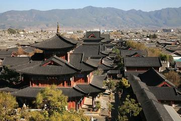 Half-Day Tour: Lijiang Old Town and Black Dragon Pool