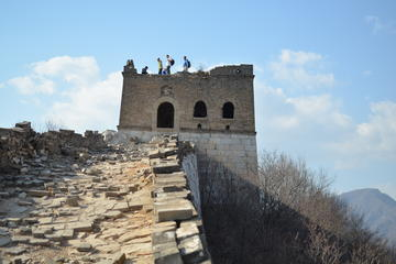 Mini Group: One-Day Jiankou to Mutianyu Great Wall Hiking Tour with Lunch