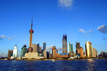 Panoramic Shanghai In One Day Tour with Lunch