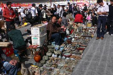 Private Full-Day Tour: Beijing Antique Shopping Tour with Lunch
