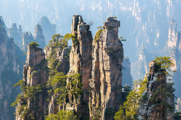 Private Tour: Explore Zhangjiajie...