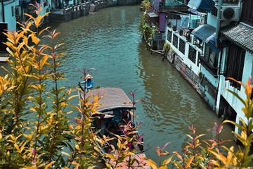 Private Tour: Zhujiajiao Water Town and Qibao Ancient Town from...
