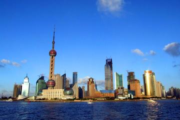 Shanghái panorámico en tour de un día con almuerzo