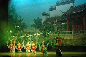 Shanghai Evening Acrobatics Show with Private Hotel Transfer