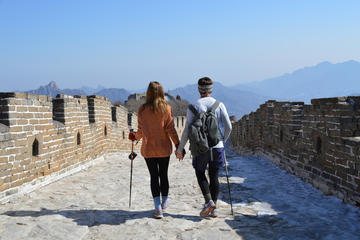Small Group: Half-Day Great Wall at Mutianyu Hiking Tour