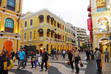 Tagesausflug nach Macao von Hong Kong