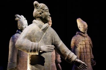 Xian Full-Day Tour of Terracotta Warriors Museum and Banpo Neolithic...