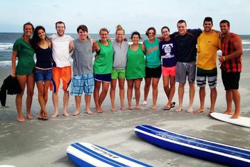 Day Trip Myrtle Beach 2-Hour Group Surf Lesson near Myrtle Beach, South Carolina