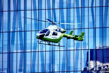 Helicopter Manila Metro Tour (30 min)