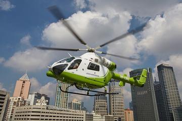 Tour en hélicoptère à Manille (10 min)