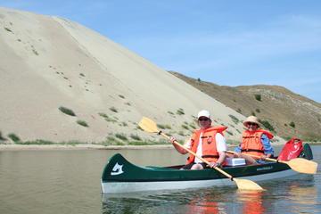 手つかずの砂丘 - ユネスコのガイド付きカヌーツアー