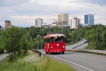 Recorrido en tranvía por Anchorage