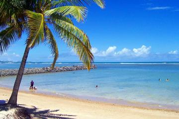 Tour di due giorni in barca a vela a un'isola tropicale da Salvador