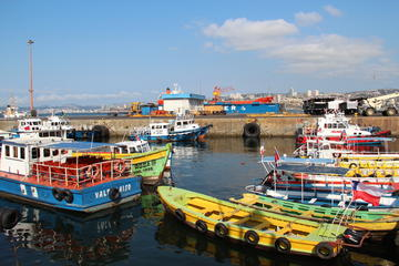 Explore the City of Valparaiso and ConCón from Santiago