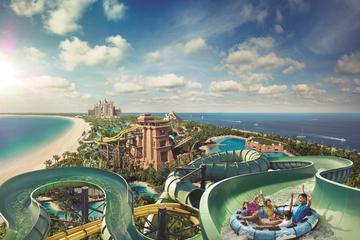 Entrada al parque acuático Atlantis Aquaventure Waterpark de Dubái