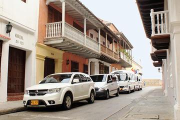 Excursão terrestre em Cartagena: City tour particular
