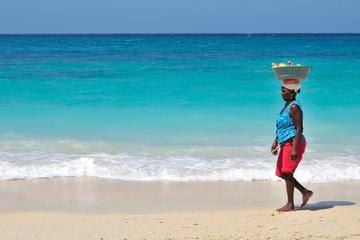 Private tour to Playa Blanca and Baru Island from Cartagena