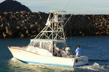 Excursión de pesca deportiva en Los Sueños