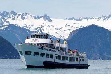 Crucero para avistar fauna y flora por los fiordos de Kenai con...