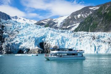 Prince William Sound Surprise Glacier...