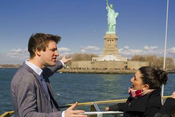 Freiheitsstatue und Ellis Island inklusive Zugang zum Fuß der...