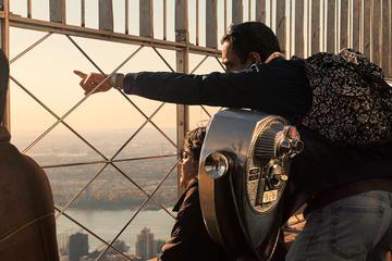 NY in een dag, inclusief Empire State Building, Vrijheidsbeeld, West ...